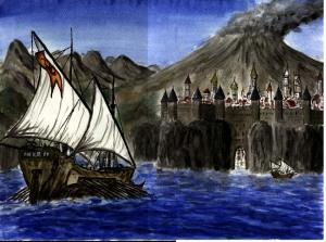 Kargad vom Meer