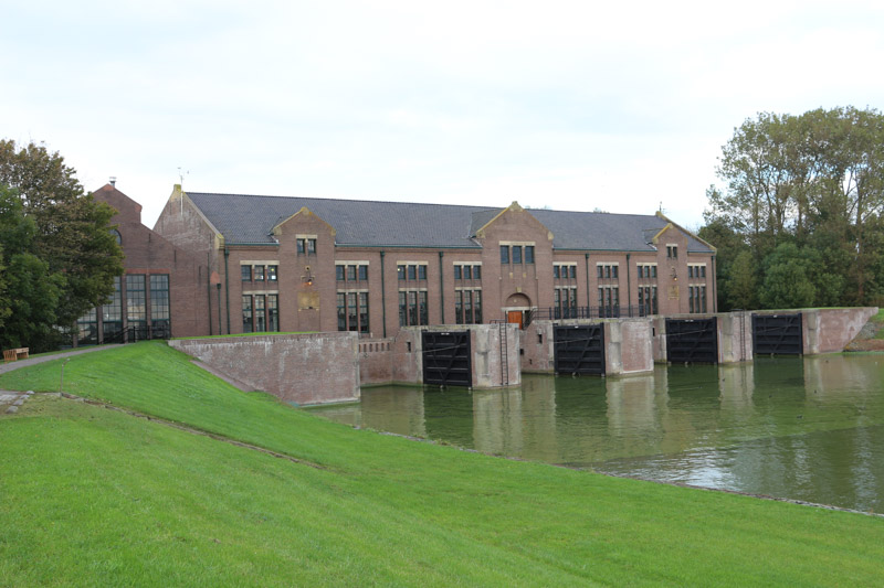 Ir.D.F. Woudagemaal Pumping Station