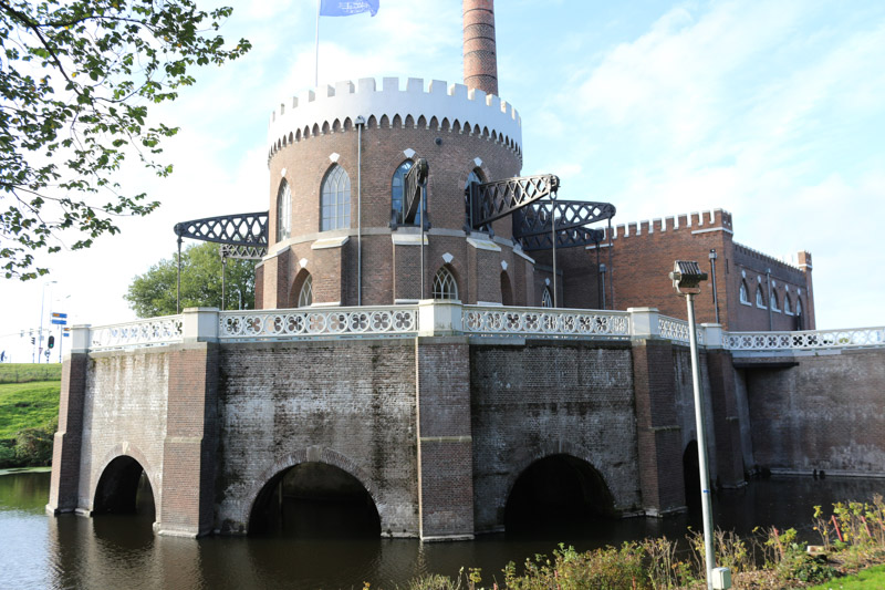 Cruquius water pumping station