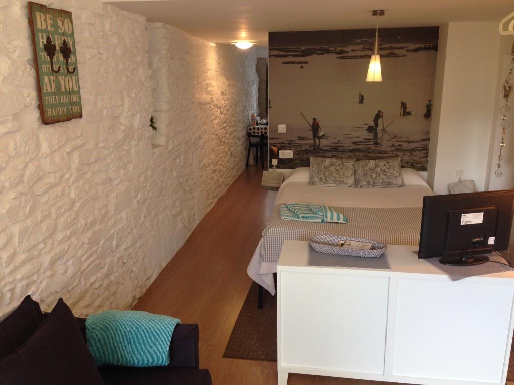 Small apartment in Santiago de Compostella