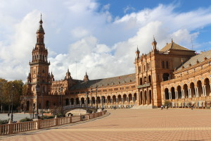 Amazed by the beauty and grandeur of Sevilla. One of my favorite cities in the world