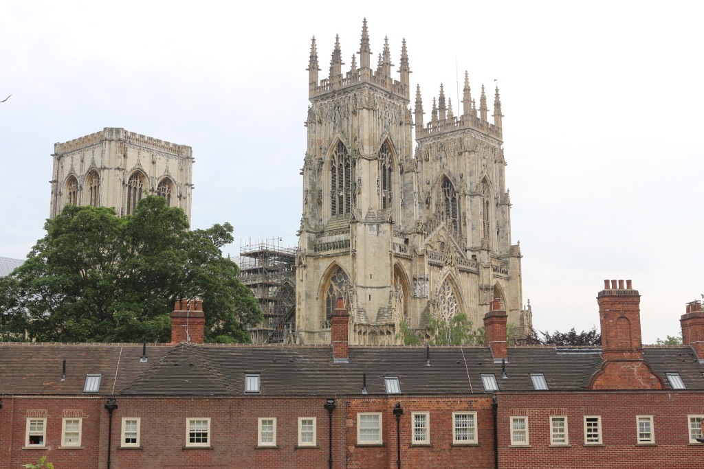 Still cannot believe that I spent almost one day exploring the enormous Lincoln Minster.
