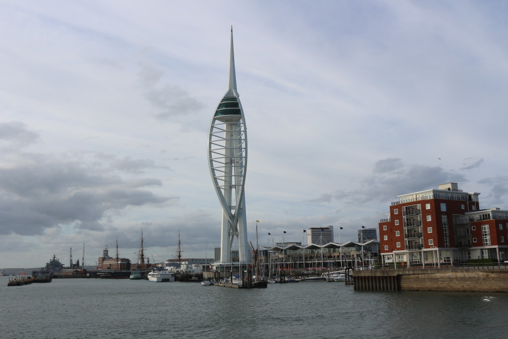 Was totally surprised by Portsmouth. Expected a typical run-down harbor city. Portsmouth is currently totally reinventing itself. Downtown and Southshore are beautiful. The Historic Dockyard and especially the Mary Rose Museum are brilliant.